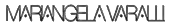 MARIANGELA VARALLI Logo