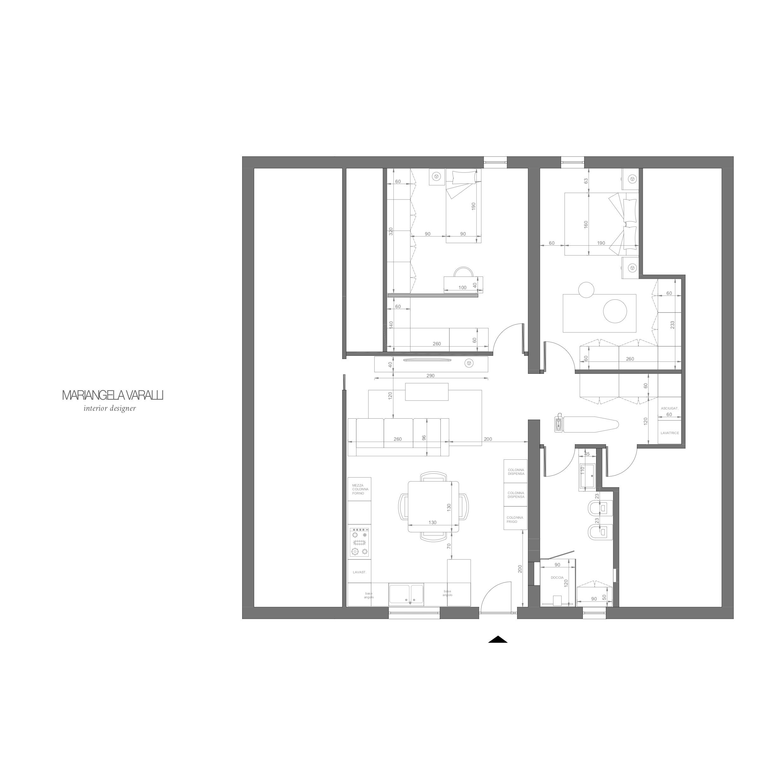 servizio di progettazione d'interni